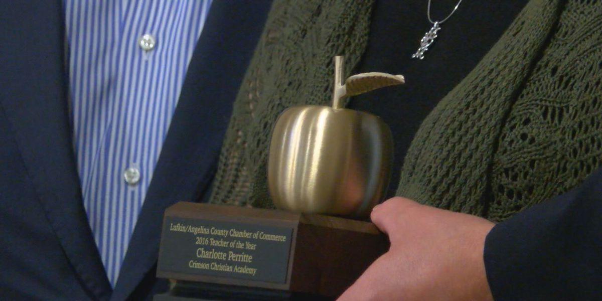 Angelina County Chamber honors top teachers