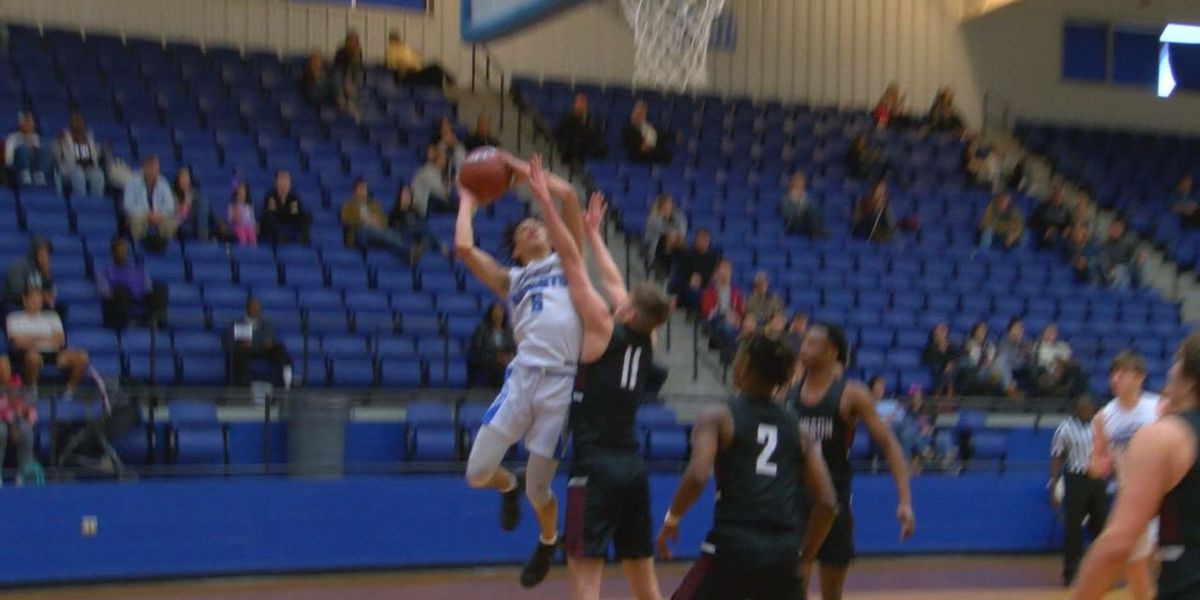 Tuesday night basketball: Central Heights upsets Center