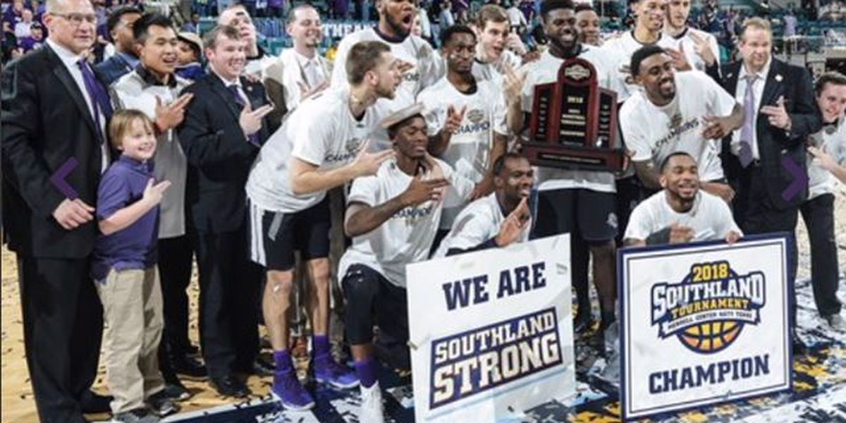 SFA lumberjacks favorites to win SLC