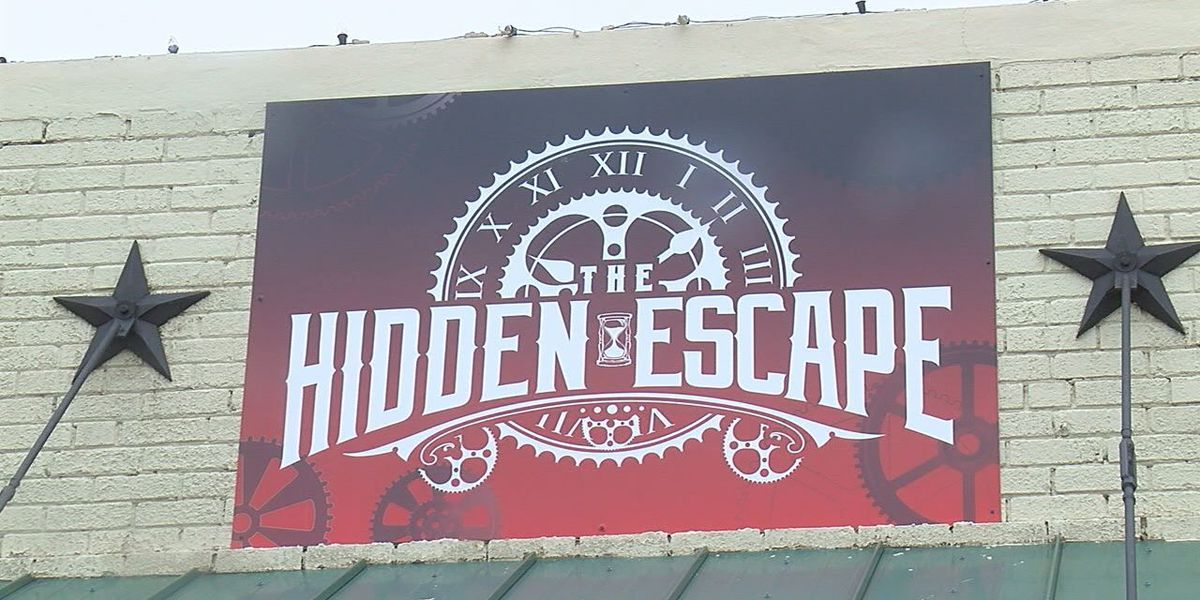 Lufkin's Hidden Escape offers residents a summer challenge