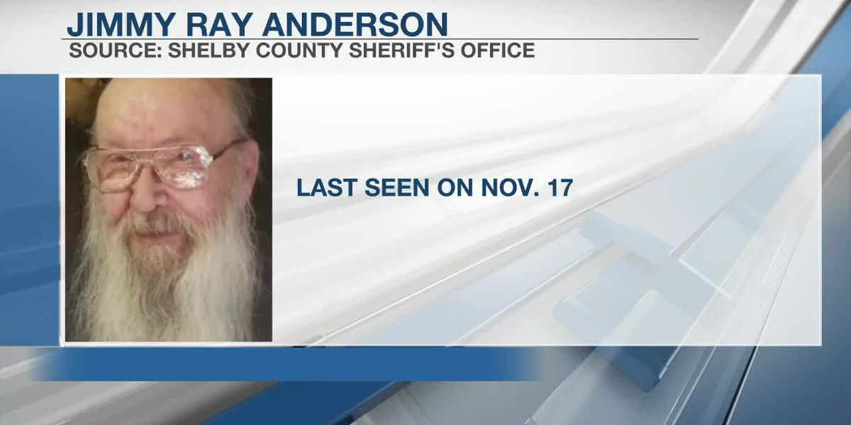 Shelby County Sheriff: Remains of man missing since November have been found