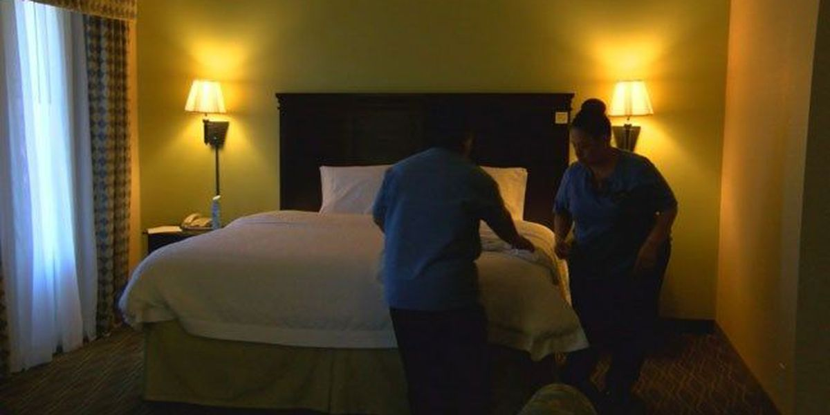 Nacogdoches sees 2nd increase in its hotel, motel tax revenue in 2 years