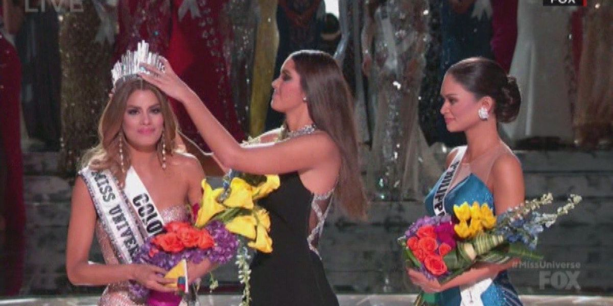 Former Miss Texas discusses Miss Universe gaffe