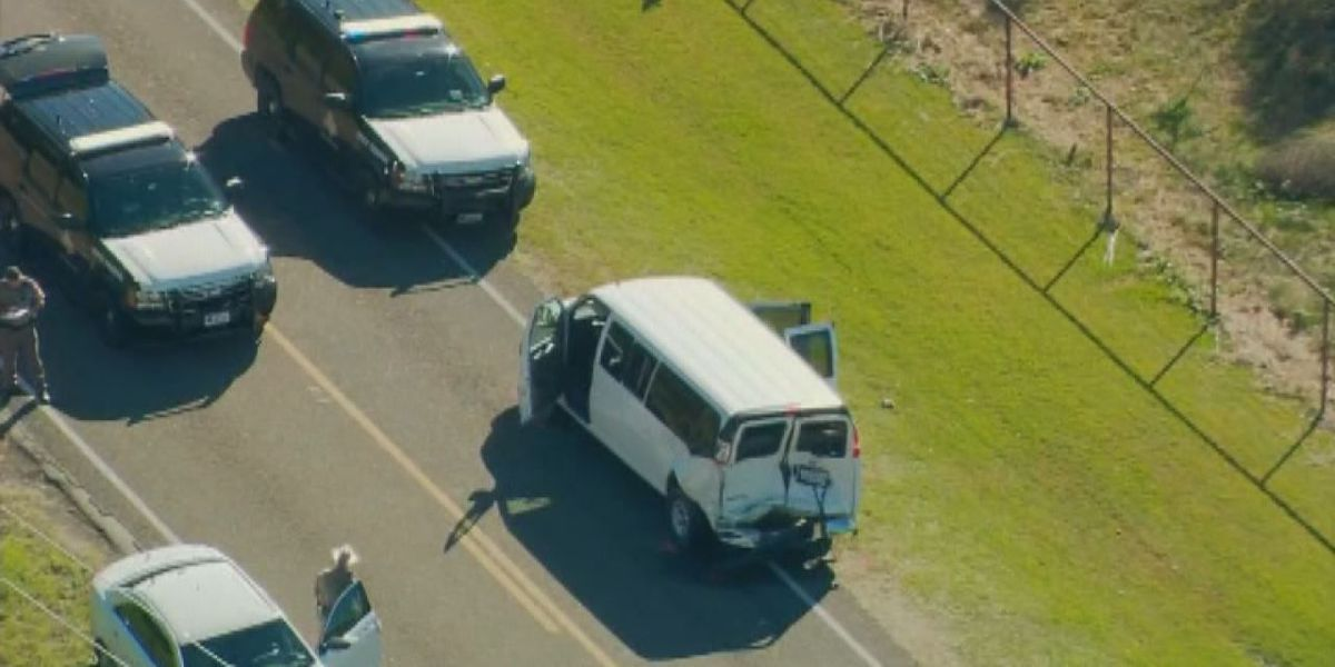 DPS: Charges could be filed against driver of Trinity ISD van involved in fatal crash