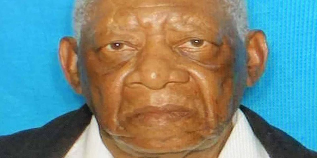 Silver Alert issued for missing 85-year-old Lufkin man