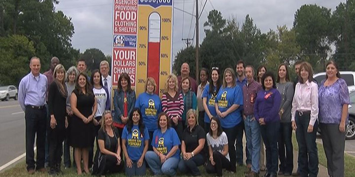Angelina Co. United Way one step closer to goal