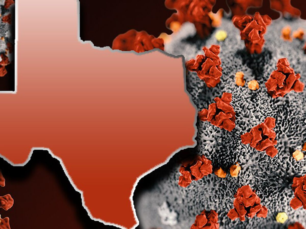 Texas now has 6,110 confirmed COVID-19 cases, including 105 deaths
