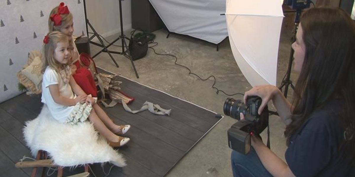 Air Force veteran opens photography studio in Lufkin