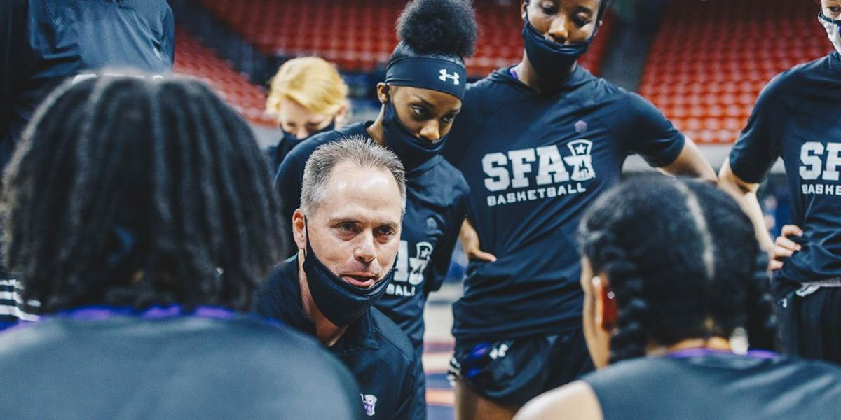 SFA Ladyjacks paired with Georgia Tech for first round of the NCAA Women's National Tournament