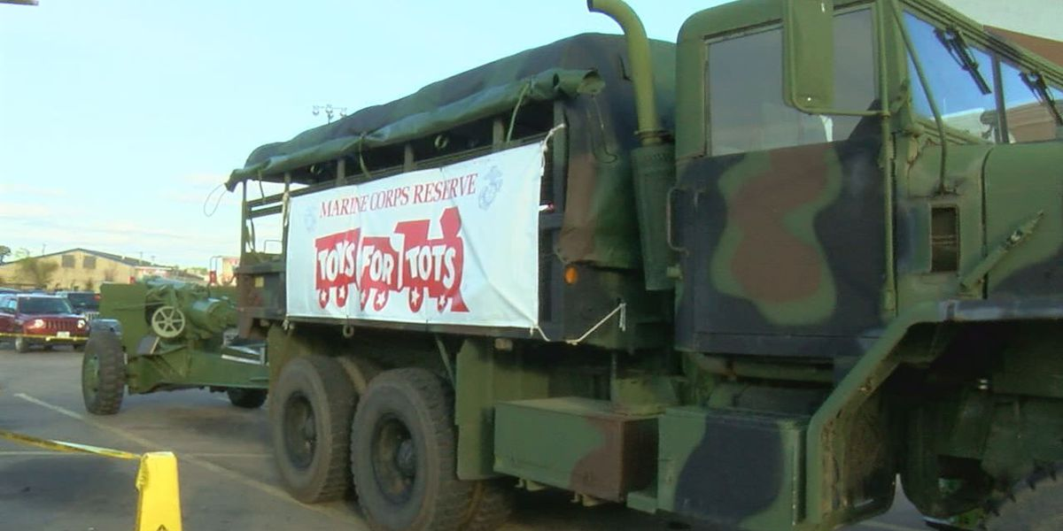 Toys for Tots kicks off annual toy drive in Lufkin