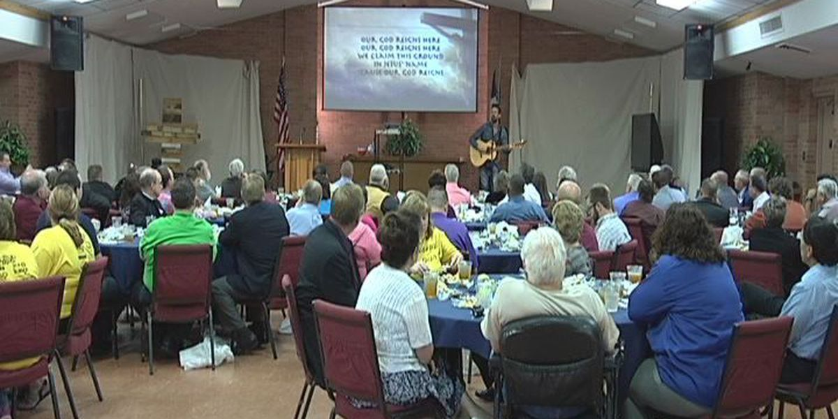 East Texas pastors honored at Pastor Appreciation Luncheon