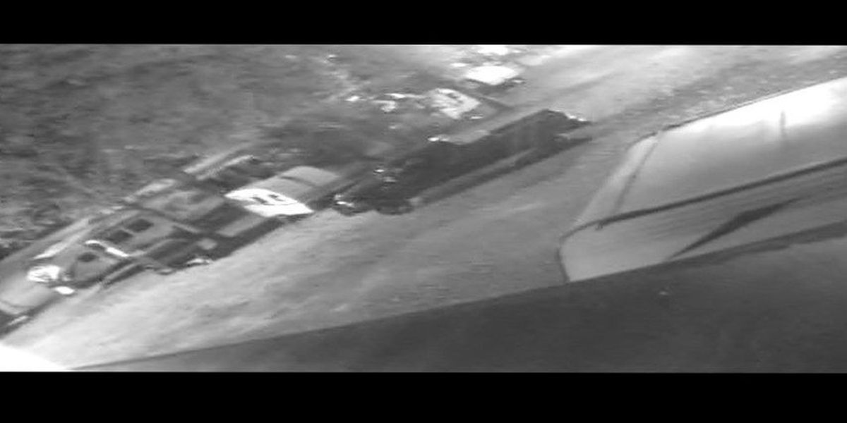 Polk County Crimestoppers looking for trailer thief