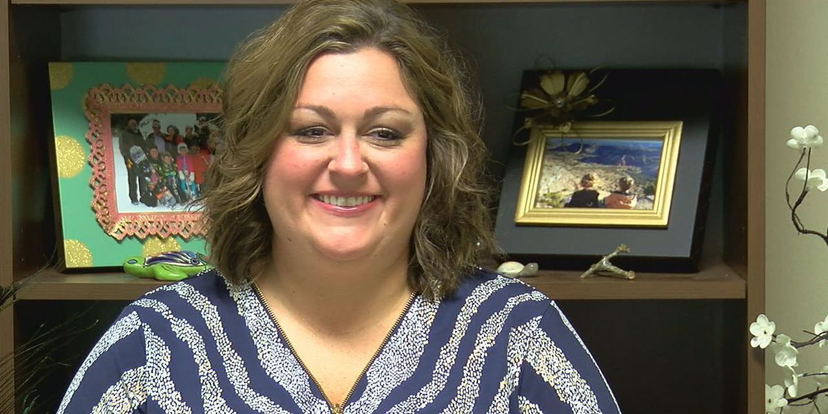 Lufkin Burke counselor uses life experiences to help children with mental illness