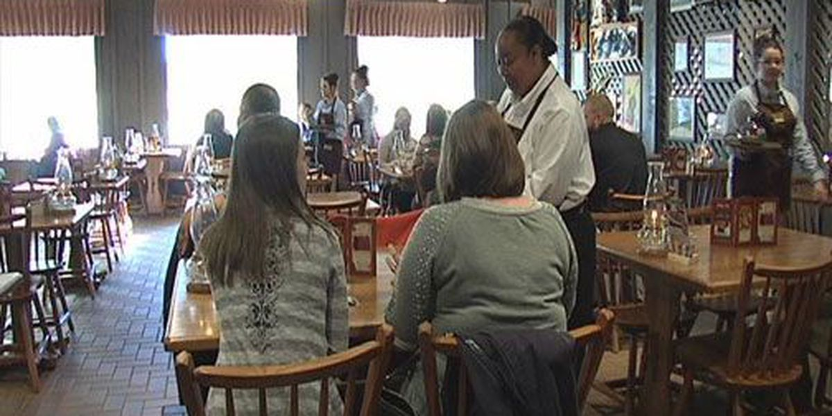 Lufkin Cracker Barrel holds 'soft opening' for select few Angelina Co. residents