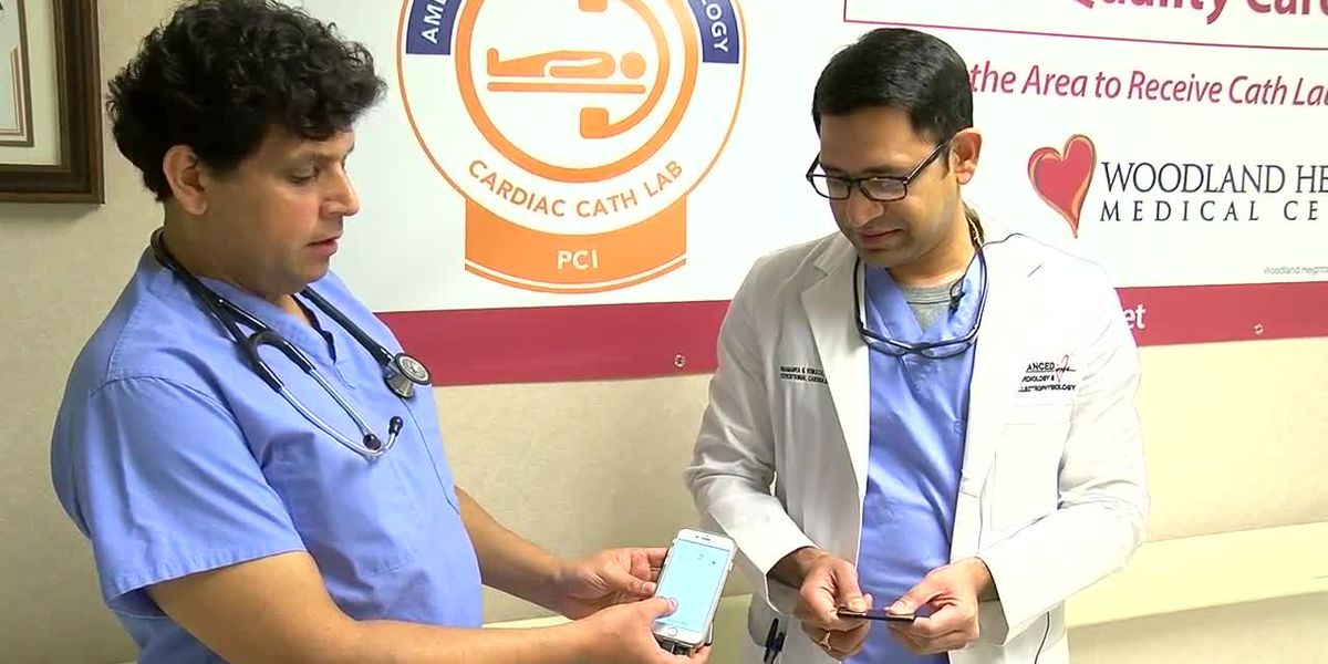 WEBEXTRA: East Texas cardiologists say Apple Watch's heart monitor may help save lives