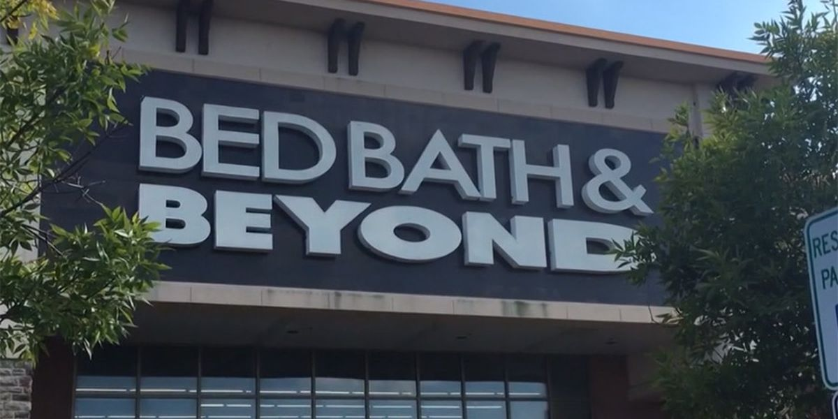 43 Bed Bath & Beyond stores to close in coming weeks