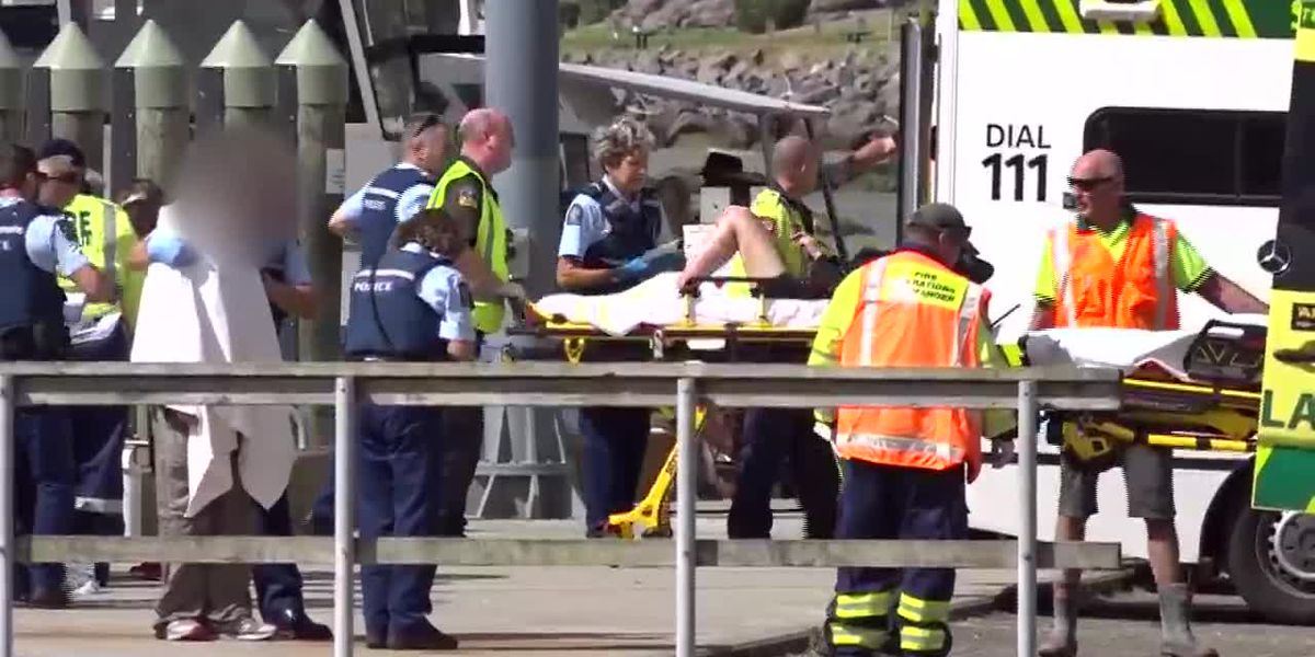 Volcanic conditions on New Zealand island disrupt recovery efforts as victim identification begins