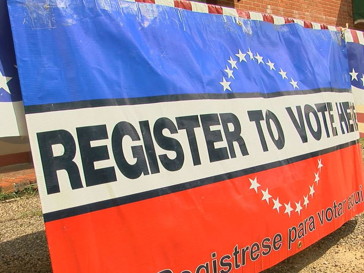 Election Day nears; push for voter registration continues
