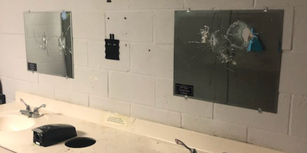 Huntington youth baseball facilities vandalized, surveillance video shows at least 5 involved