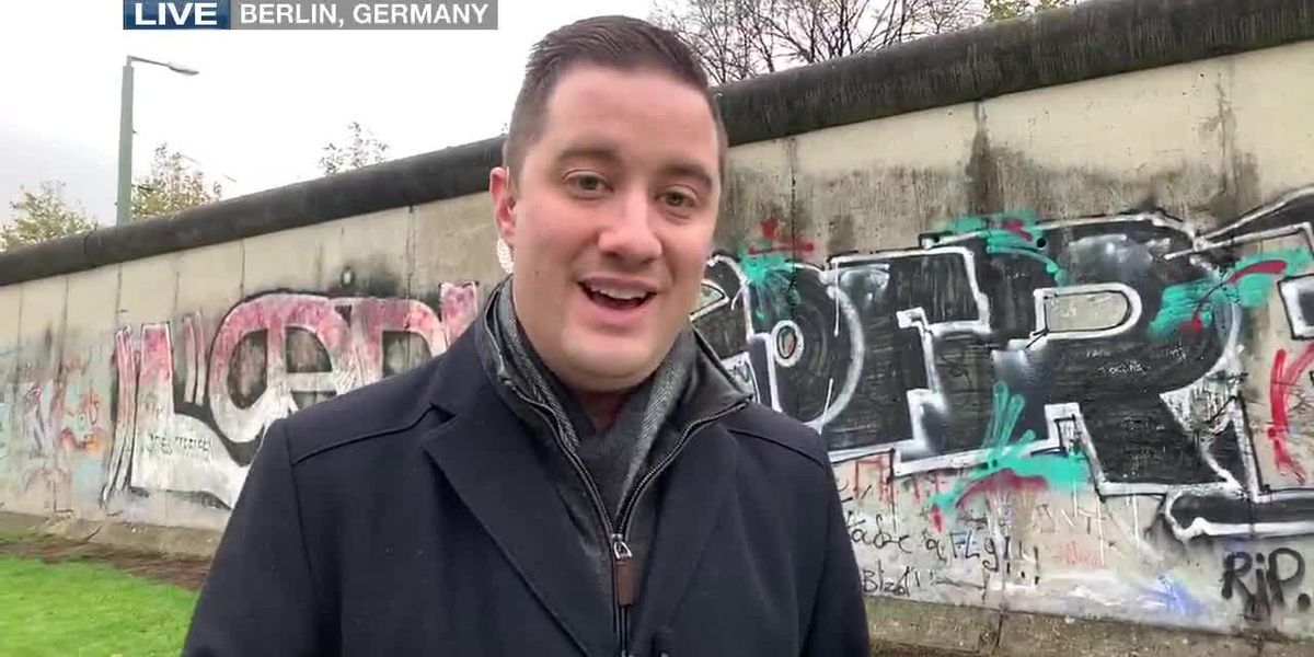 VIDEO: Misconceptions, misinformation have led to 'romanticization' of Berlin Wall