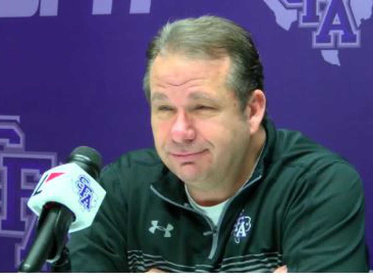 WEBXTRA: Coach Keller speaks on SFA's win over Incarnate Word