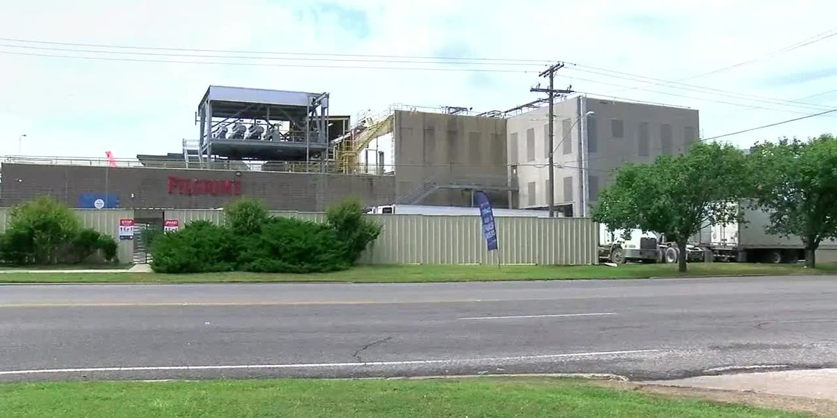 Family of Lufkin Pilgrim's Pride employee who died of COVID-19 suing company