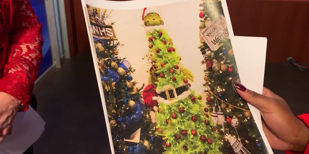 25th anniversary of Festival of Trees at East Texas Museum