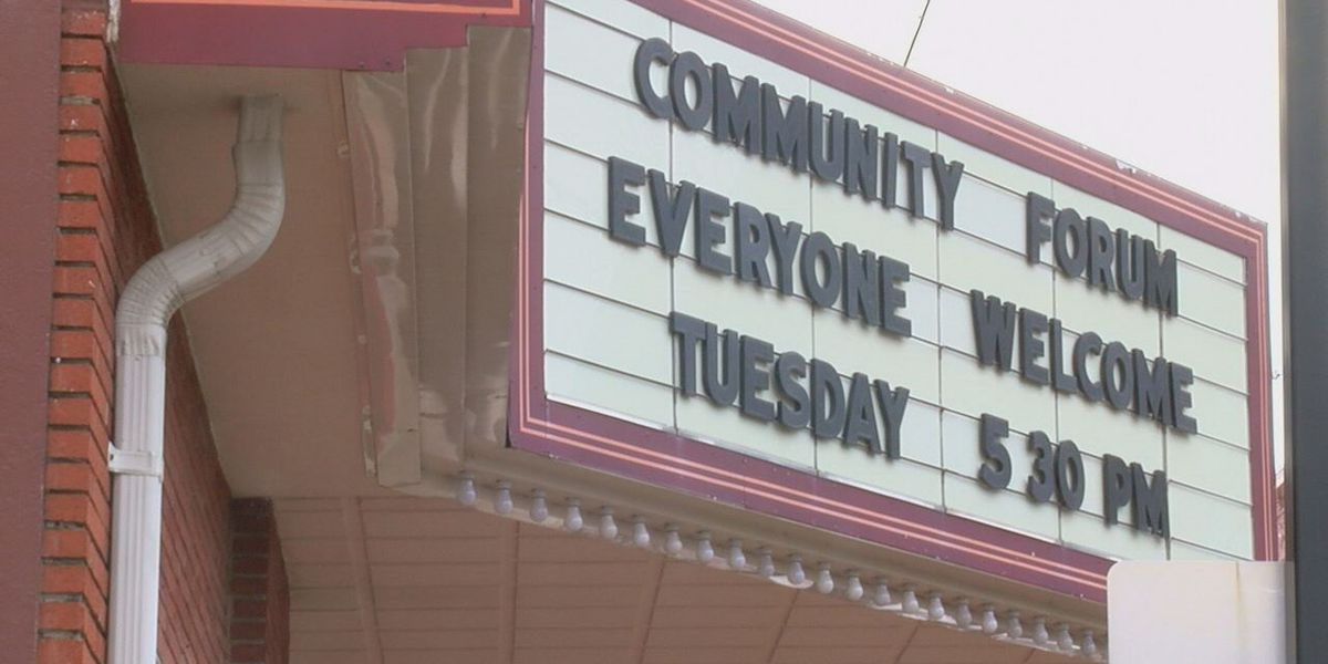 Angelina Arts Alliance host second community forum for input on programming for the Pines Theater