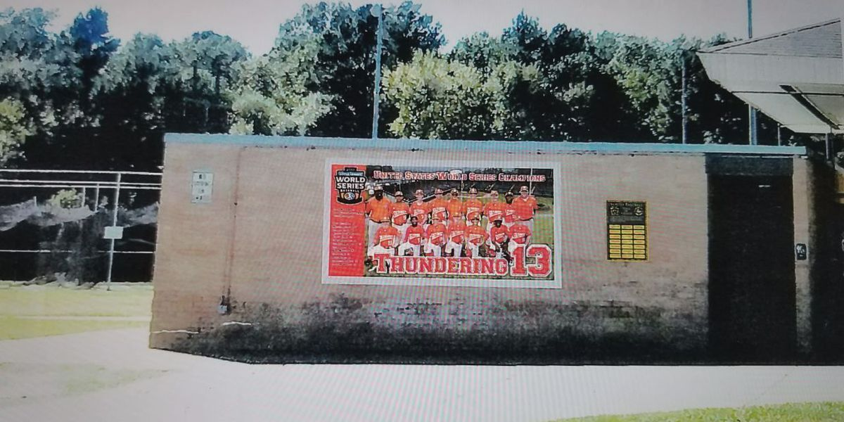Lufkin set to honor Thundering 13, pioneers of youth baseball