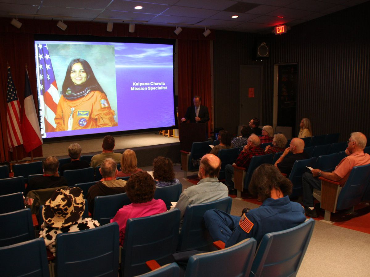 Educator whose experiments flew on final Shuttle Columbia mission to speak at Hemphill museum