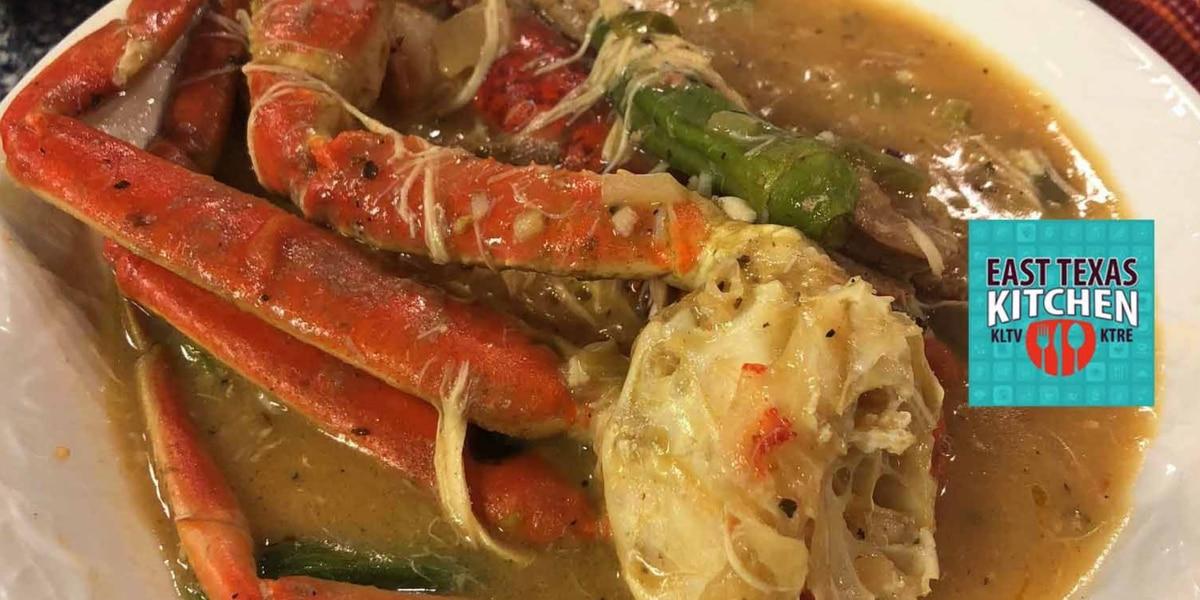 Louisiana Cajun Seafood Gumbo by Louisiana Cajun Fish & More