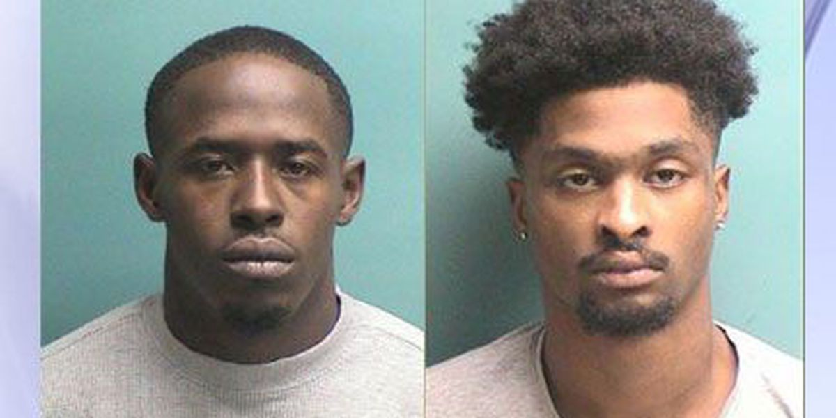 2 men arrested on felony, misdemeanor drug charges after Nacogdoches PD traffic stop
