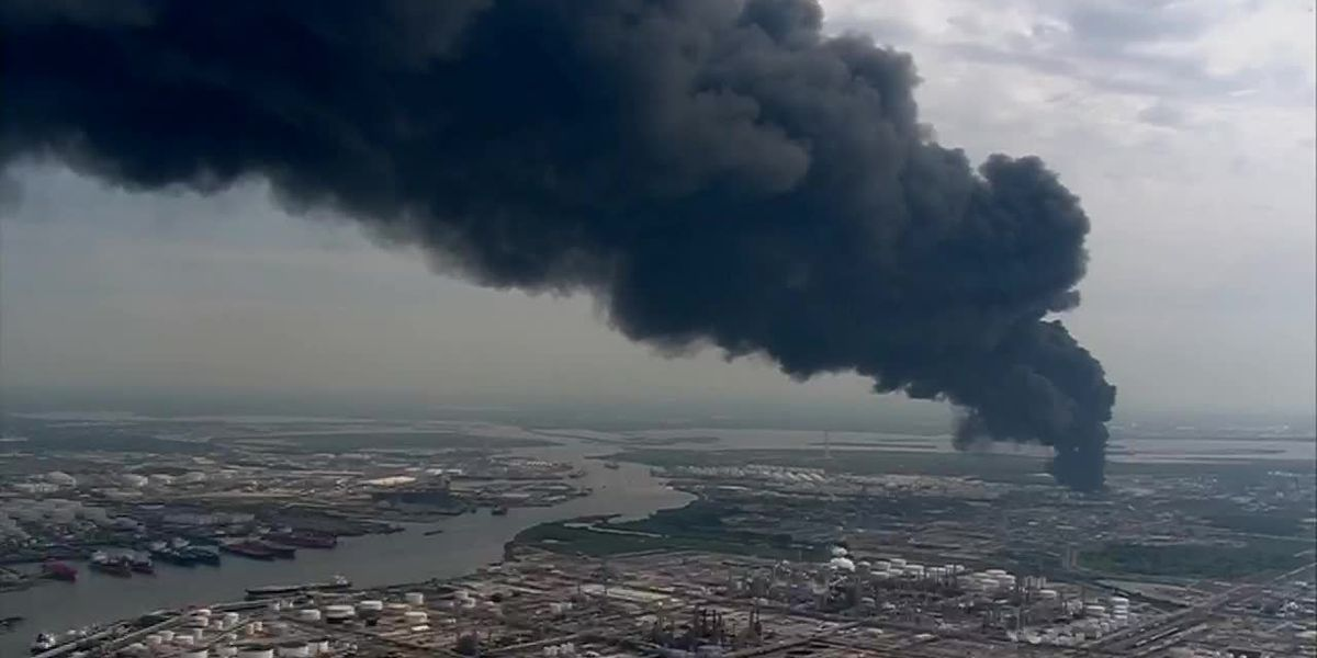 Oil refinery consultants reflect on lessons learned from Houston chemical facility fire