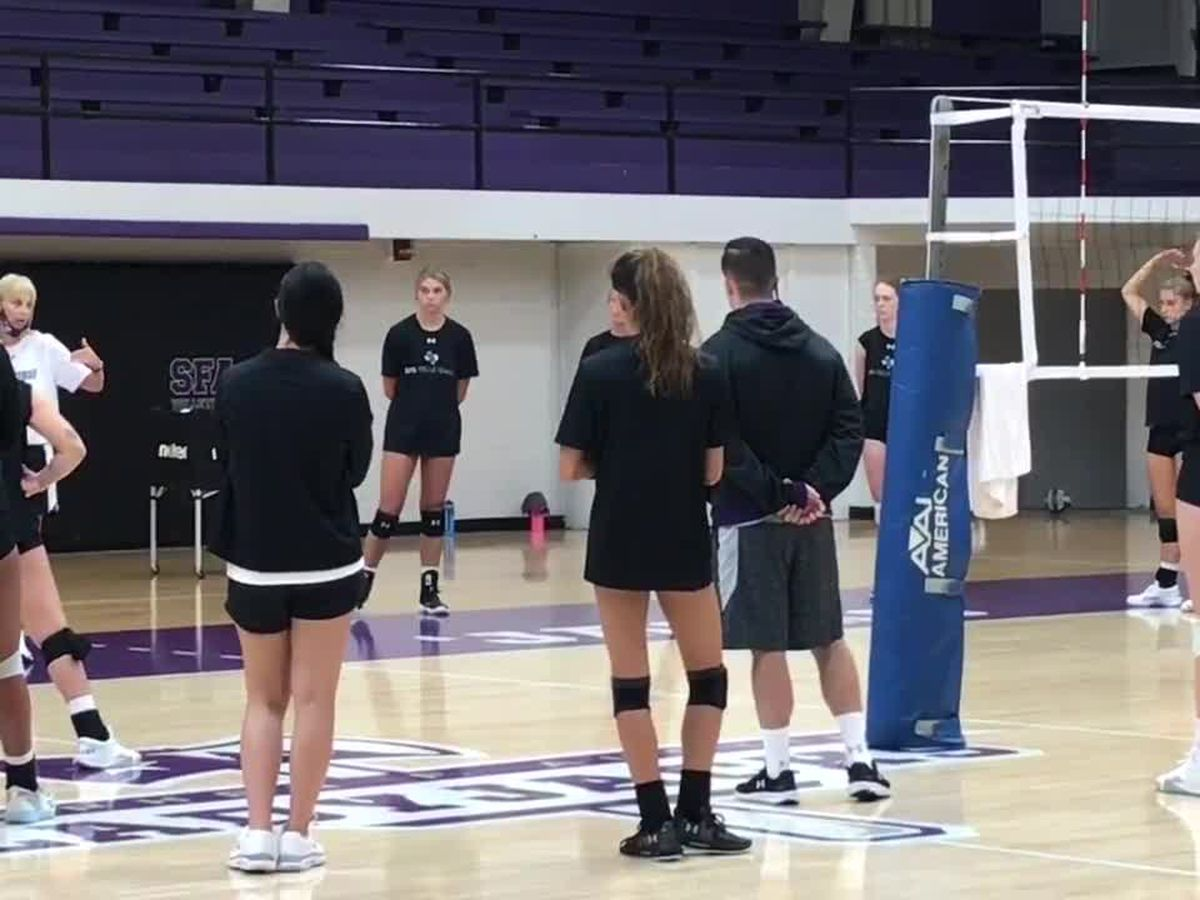 Ladyjacks nab top spot in Southland Volleyball poll