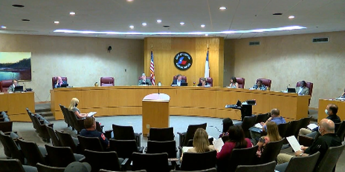 Lufkin city council had to cut almost one million dollars for 2020-21