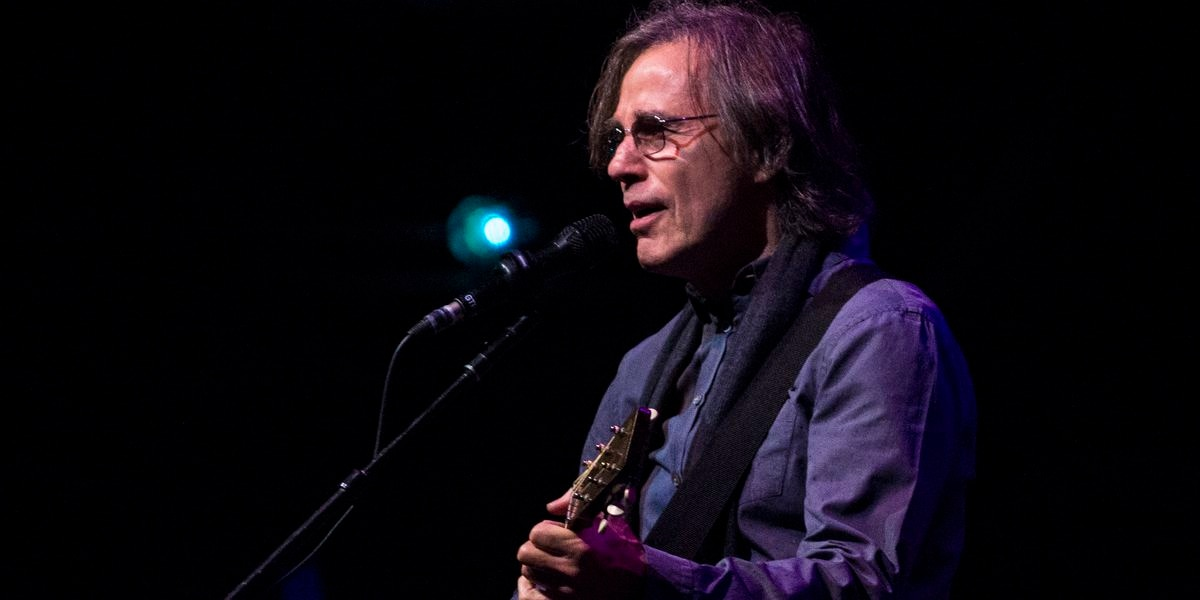 Jackson Browne says he tested positive for coronavirus