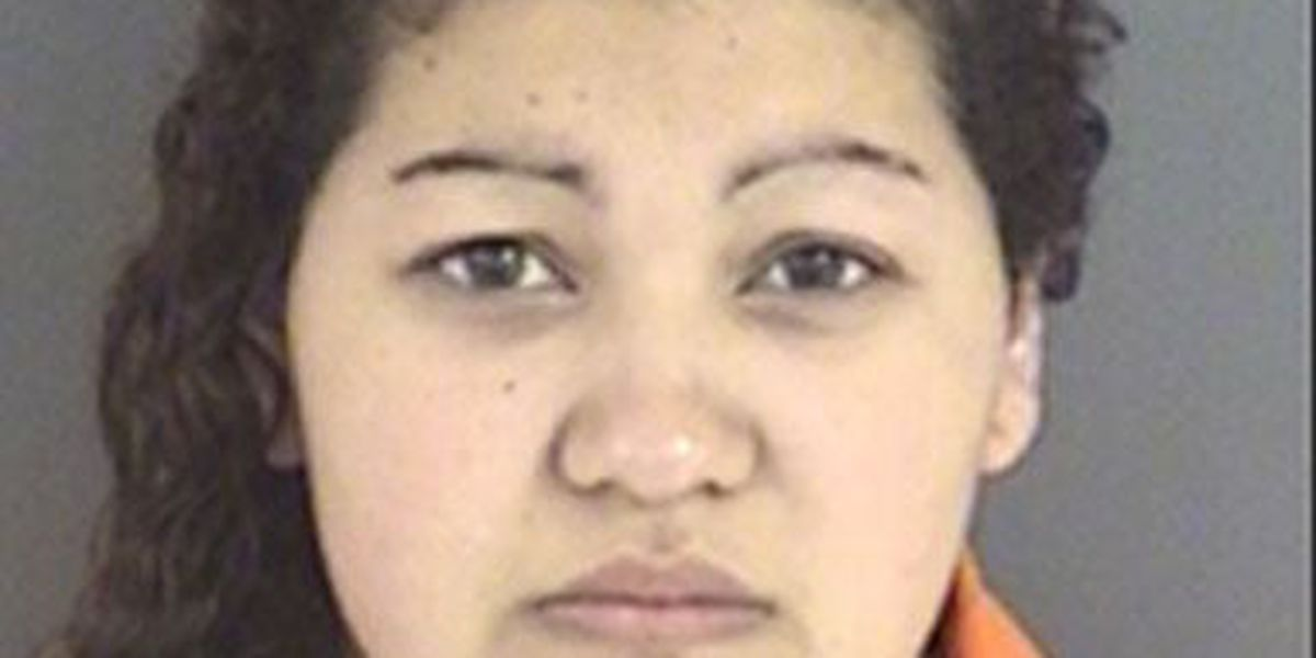 Lufkin PD: Woman drove drunk with 3 small children, passed out at intersection