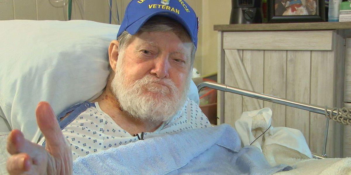 Vietnam War veteran thankful to celebrate another Thanksgiving