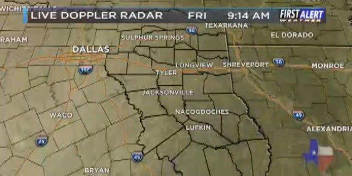 KTRE Weather Alerts on TV