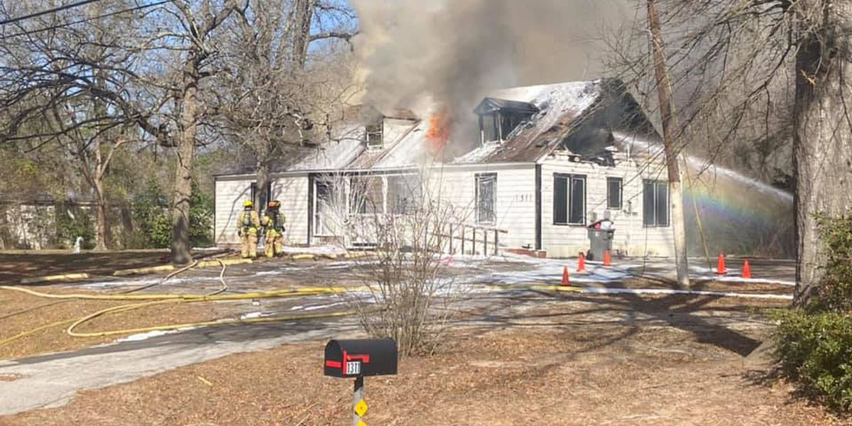 TRAFFIC ALERT: Lane closed after Lufkin structure fire
