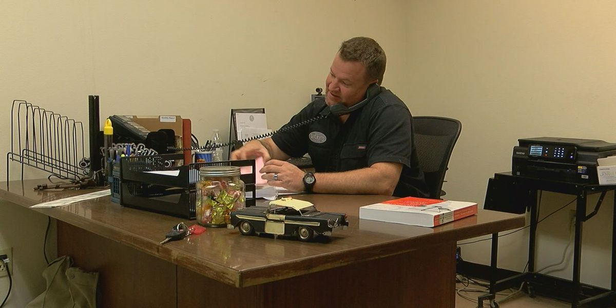 San Augustine County Sheriff's Office chief deputy adjusts to new position