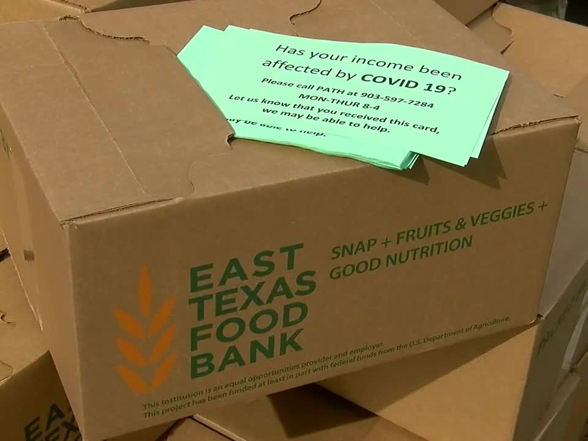 East Texas Food Bank receives $1.89 million grant