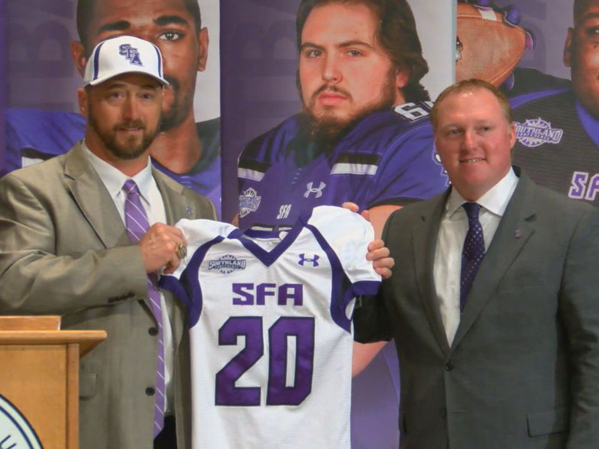 SFA's Carthel gets thumbs up from SLC leaders, other coaches