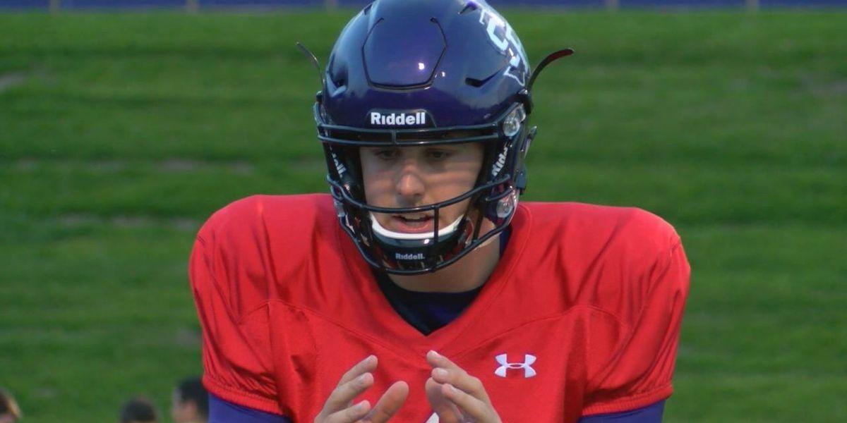 TCU quarterback transfer Foster Sawyer settling in at SFA