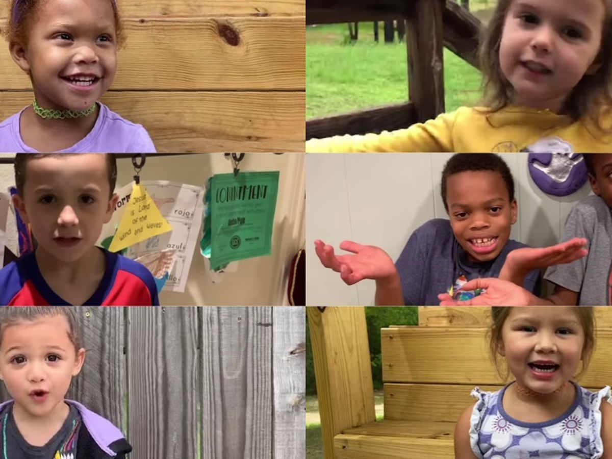 Adopted East Texas children share powerful testimony in Foster Care Awareness campaign