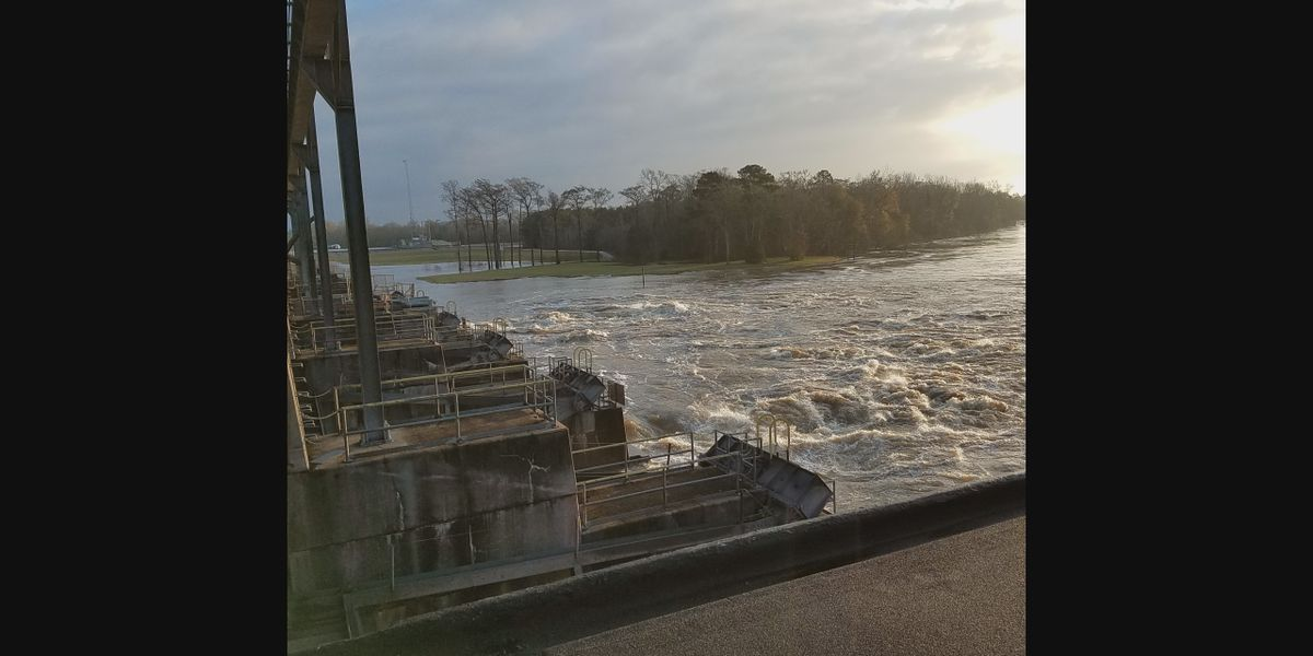 U.S. Army Corps of Engineers: Sam Rayburn Reservoir's current level is not cause for concern