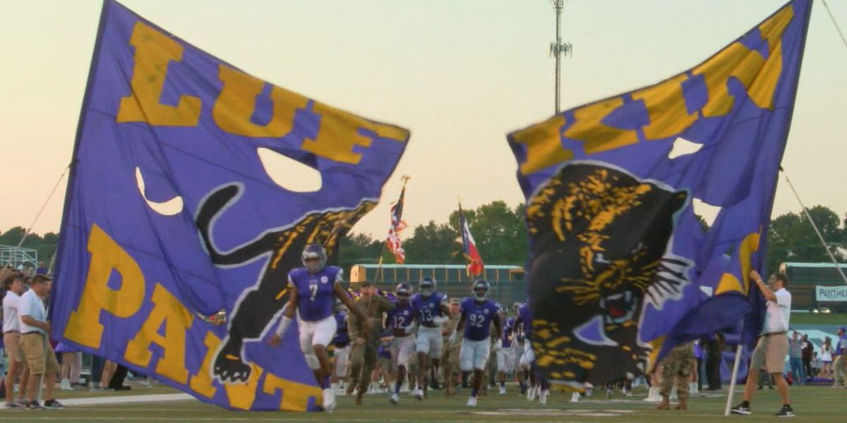 Lufkin Panthers to host 6 games in 2019