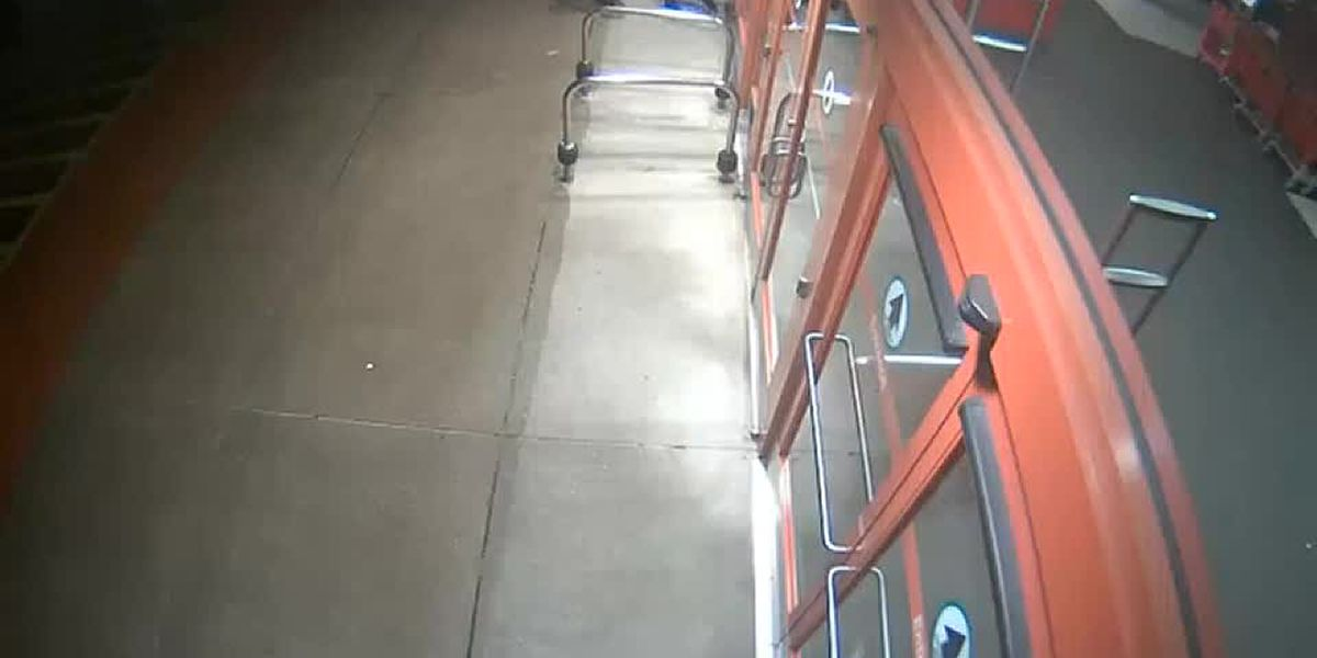 Lufkin police: Burglars broke into Target, stole $5K worth of electronics
