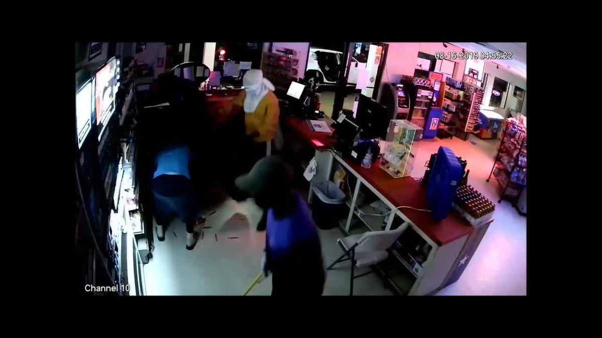Bullard Police: Same suspects involved in Bullard Exxon burglary strike in Nacogdoches County