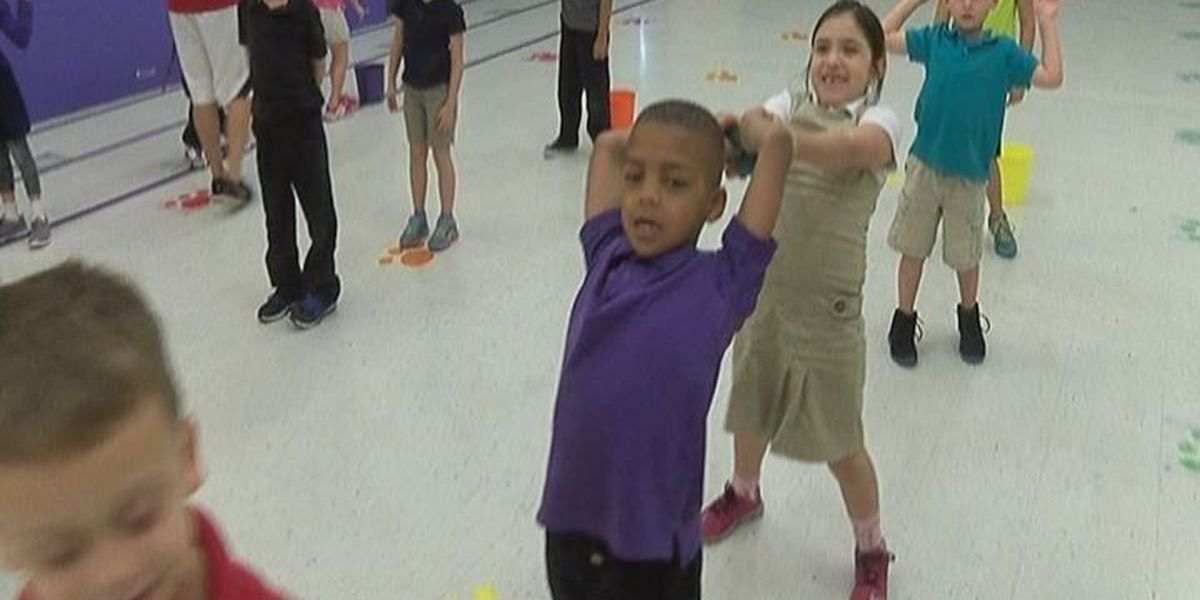 Lufkin ISD encourages active lifestyle for youths at all ages